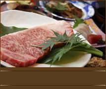 熊本産和牛ステーキ